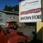 Arriving in Jimtown