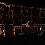 Petaluma Creamery Holiday Lights